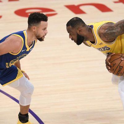 Play-in : LeBron James vs Stephen Curry, ça promet !