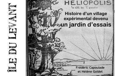 Juste avant la création d'Héliopolis...