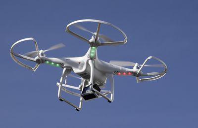 Drones rieurs