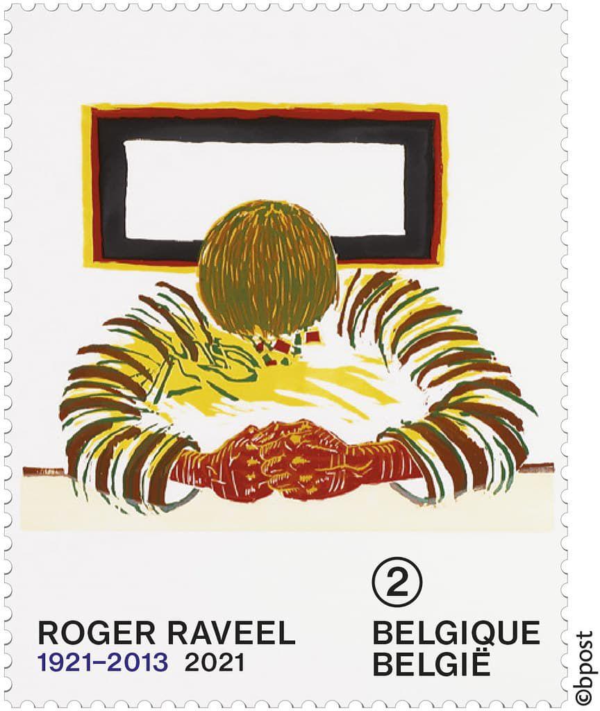 Roger RAVEEL