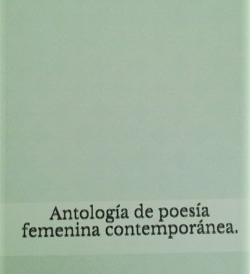 4 poemas de Pascale Lora Schyns publicados en la Antología de Poesía Femenina Contemporánea