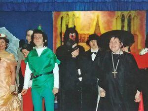 Carnaval An 2000 à Saint-Martin...