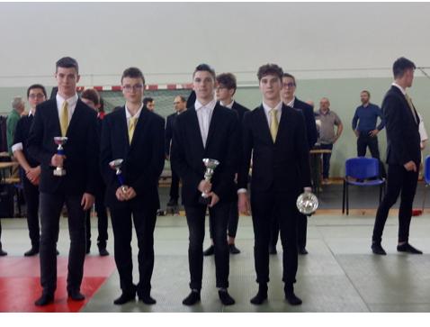 Coupe de Bretagne du Jeune Arbitre cadet(t)es