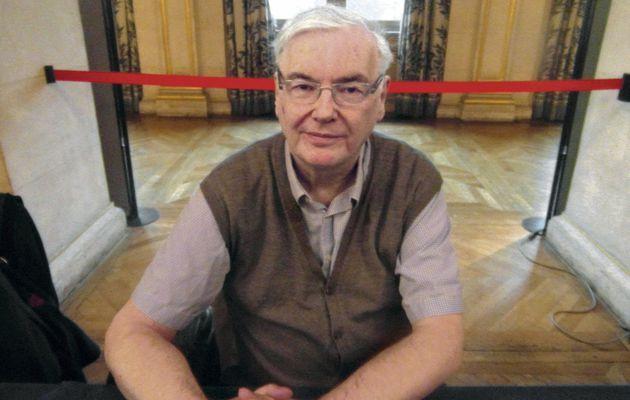 Un journaliste de passion, Jean-Michel Cadiot