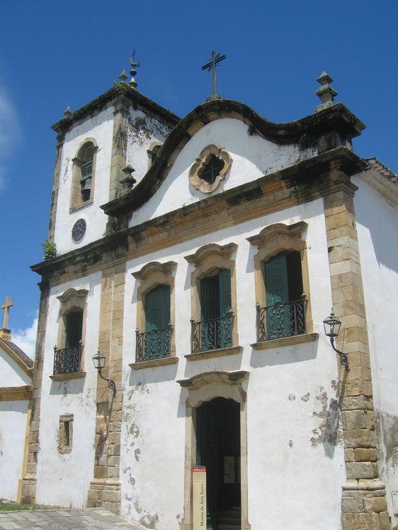 2007 février Brésil