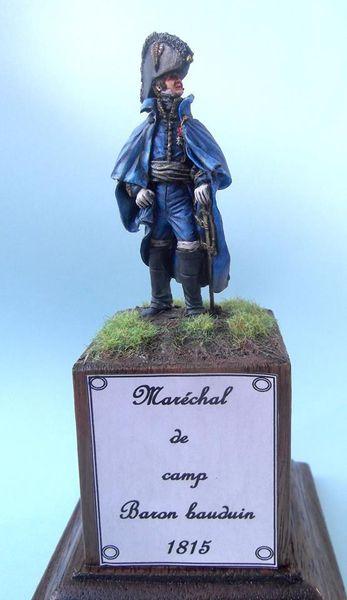 Maréchal de Camp Bauduin