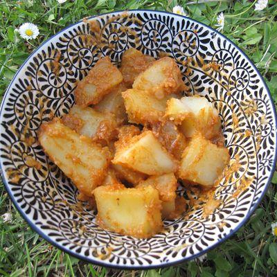 sauce pour salade de pommes de terre