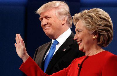 Il secondo dibattito Clinton-Trump