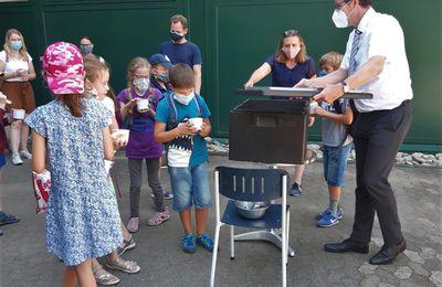 Rückblick über die ersten drei Wochen Sommerferienprogramm der Gemeindejugendarbeit Veitshöchheim