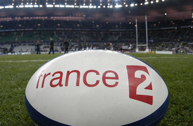 Rugby : audience Pays de Galles - France.