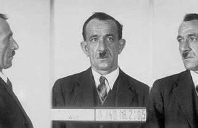 Fichier anthropométrique de la Gestapo Vienne