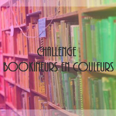 Challenge Bookineurs en Couleurs, session #4.12 : MULTICOLORE