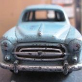 PEUGEOT 403 FAMILIALE 1955 DINKY TOYS MECCANO 1/43 - - car-collector.net