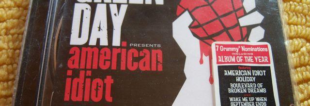 American Idiot : Green Day