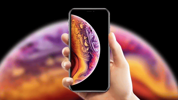 L'iPhone Xs, le second de la génération de Smartphones Apple 2018