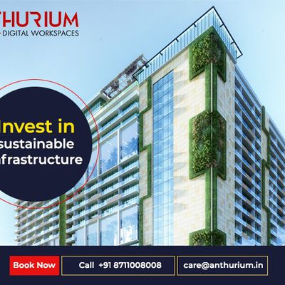 ANTHURIUM- A PLACE FOR YOUR DREAM PROJECTS