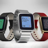 Pebble Time - Awesome Smartwatch, No Compromises