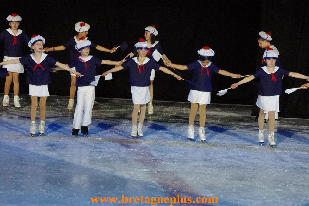 Ce samedi 1er et dimanche 2 juin, le club des sports de glace de Rennes, organisait  leur gala de fin d'année