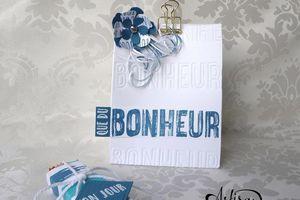 Blog Hop Artisan Design Team Le bonheur à l'Honneur !