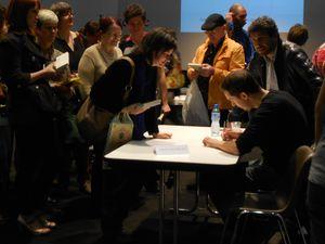 Miss Pho Tos au 27ième Salon international du livre et de la presse de Genève