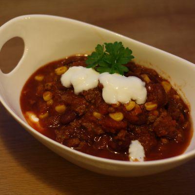 Chili Con Carne mit geheimer Zutat