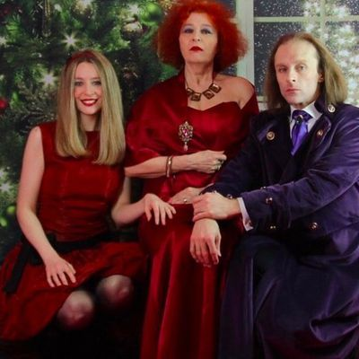 GRANDIOSE LA FAMILLE ACKERMANN !!!