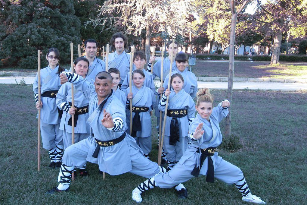 "Curso : 少林三十六棍) "" Cámaras 36 de Shaolin - San She Liu Gun  Equipo Maestro Senna y Paty Lee - España. Información/inscripción - Tlf 626992139 patylee_@hotmail.com"