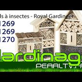 Conseils HOTELS A INSECTES - Décoration & protection - [PEARLTV.FR]