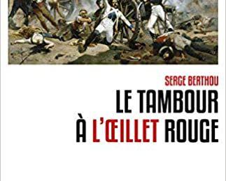 Le tambour à l'oeillet rouge de Serge Berthou
