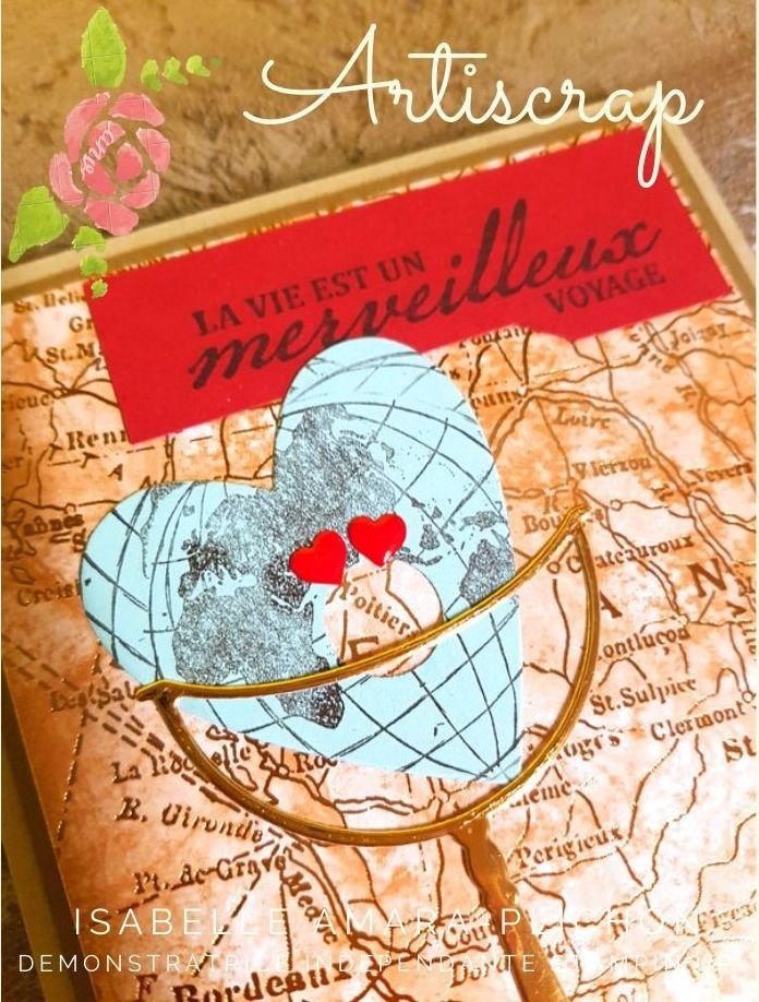 Carte de Saint Valentin pour homme