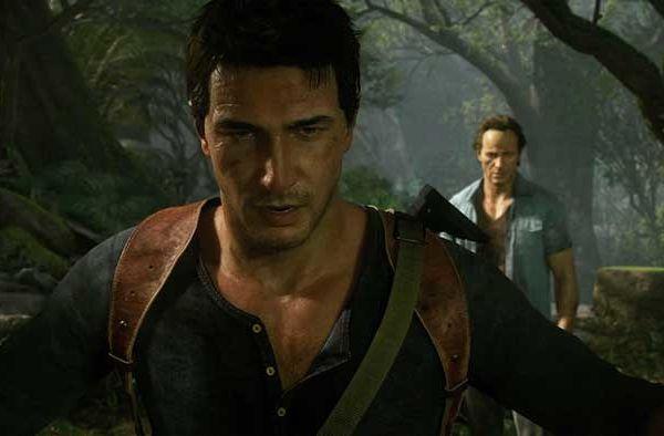 Nathan Drake de Uncharted 4 dans un film ? #PS4