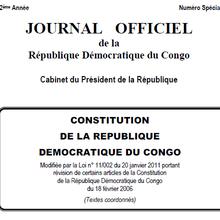 RDC : la Constitution est morte, vive la parole présidentielle #2/2