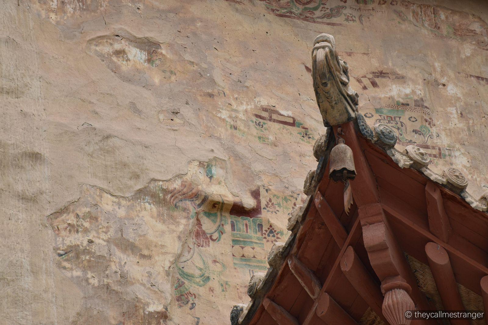 La route de la soie et les grottes bouddhistes de Mogao 莫高窟, Dunhuang 敦煌