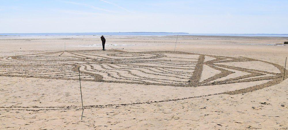 """Connaissez vous le """"beach art"""" ?"""