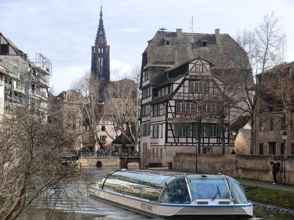 Imágenes de Estrasburgo, Francia.- El Muni.