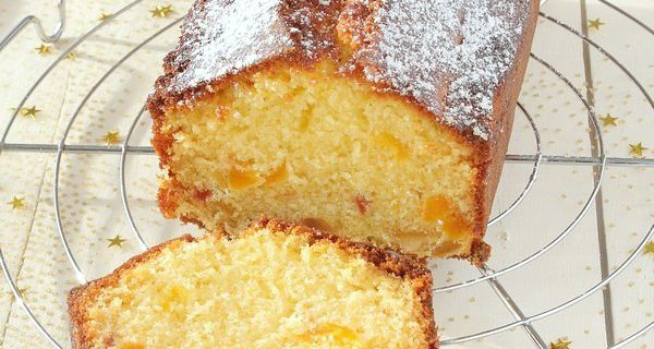 Cake aux Fruits Confits