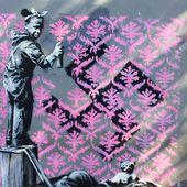 Street art : Banksy envahit Paris par surprise, la chasse aux trésors est ouverte