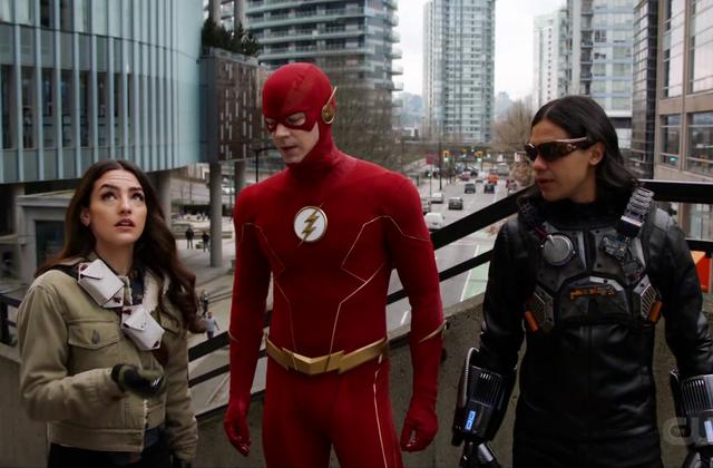 Critiques Séries : The Flash. Saison 7. Episode 12.