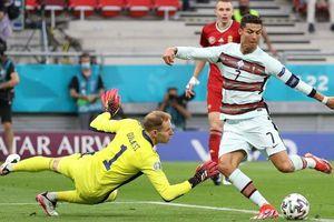 Euro: Le Portugal et Ronaldo au finish contre la Hongrie… et Platini