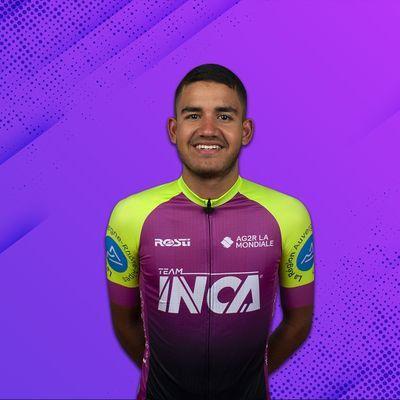Le Colombien Mario Marmolejo Daza