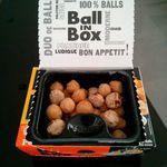 Ball in Box : junk food ou box pratique ?