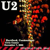 U2 -Vertigo Tour -07/12/2005 -Hartford, CT -USA -Civic Center - U2 BLOG