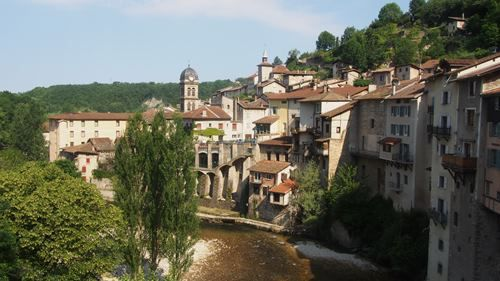 Samedi 27 mai : Pont en Royans
