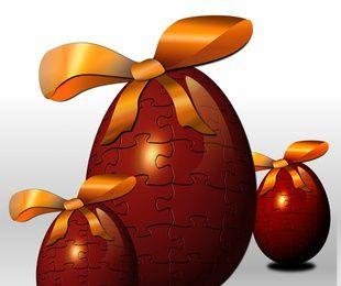 Confectionner soi-même ses œufs de Pâques