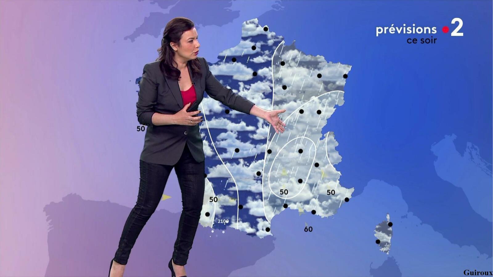 Anaïs Baydemir 10/05/2021 Journaux météo du midi