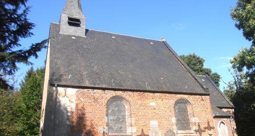 Sainte Marie-Madeleine à Sebourquiaux en France