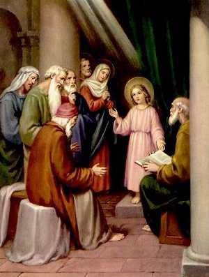 Evangile du Samedi 12 Juin « Mon enfant, pourquoi nous as-tu fait cela ? » (Lc 2, 41-51) #parti2zero #evangile