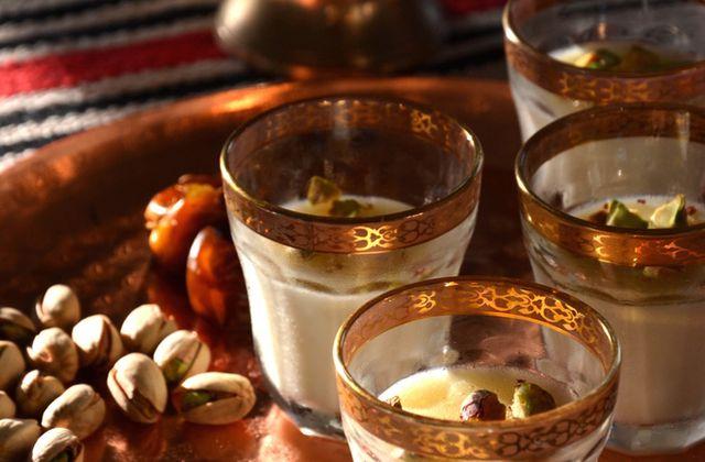 Mahalabya, le flan arabe