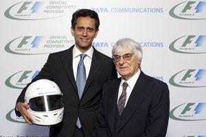 La Formule Un va utiliser les services de Tata Communications