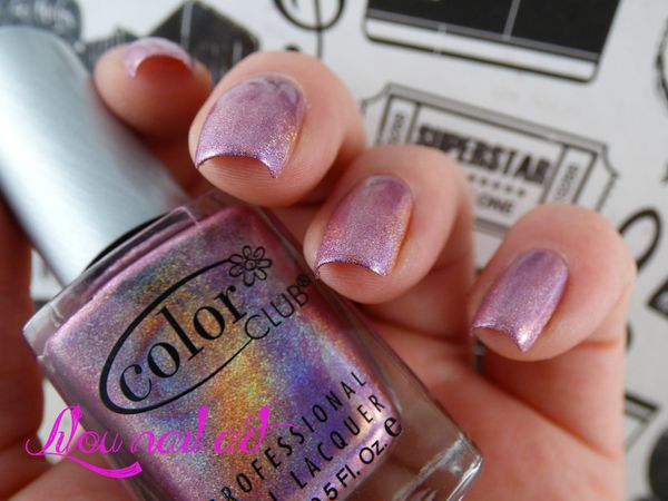 Miss bliss - Color club